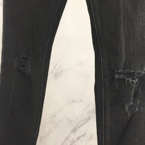 rag & bone Jeans - rag & bone mid-rise skinny jeans 23 rock wholes